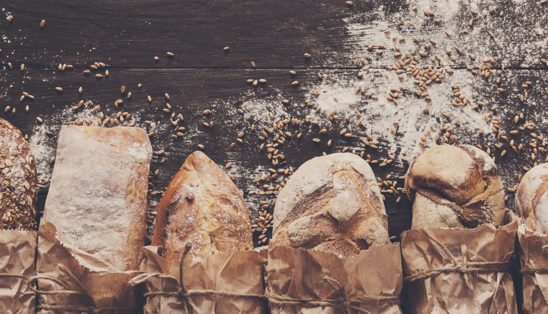 Our bread improvers for traditional and artisanal breads