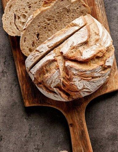 Farine de blé à pain