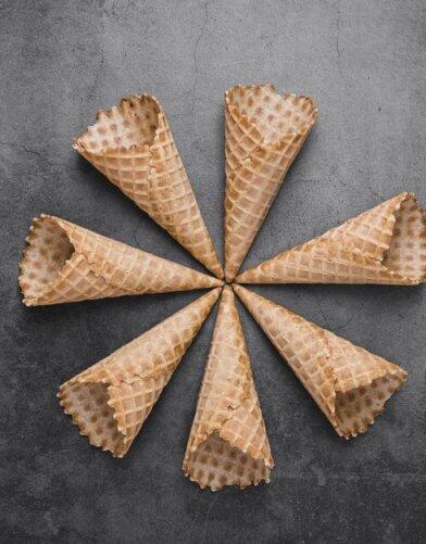 Ice Cream Cone Flour