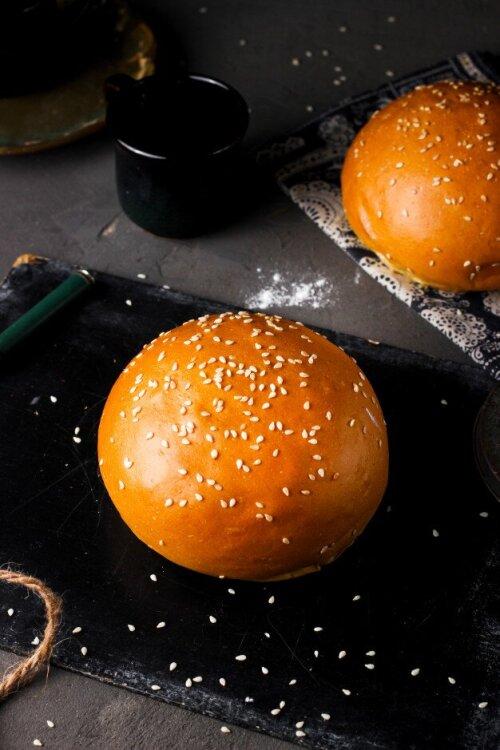 Hamburger Bun Flour