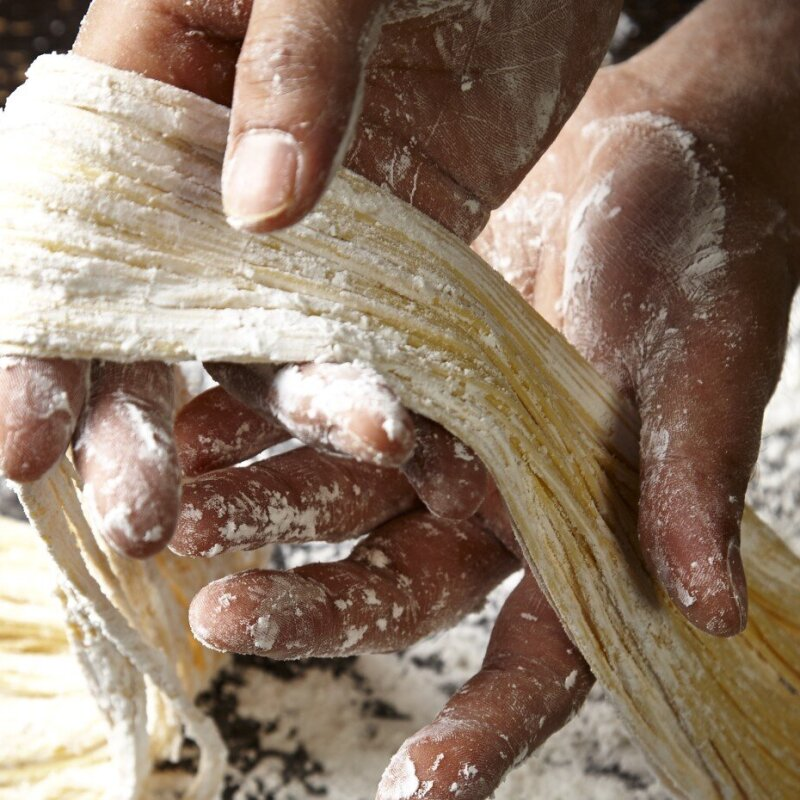 Pregelatinized flours are natural solutions to improve the dough yield and the product quality